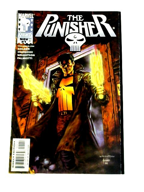 The Punisher: Vol. 2 No. 1 by Golden