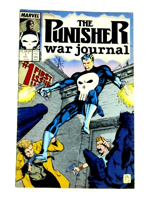 Punisher War Journal: #1 by Anon