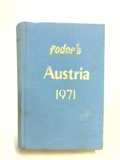 Austria 1971 by None