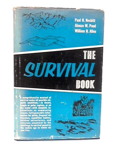 The Survival Book by Nesbitt, Paul Homer
