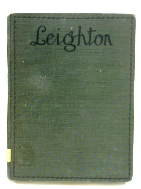 Leighton by A. Lys Baldry