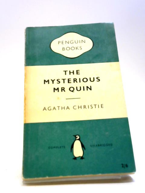 The Mysterious Mr Quin by Christie, Agatha