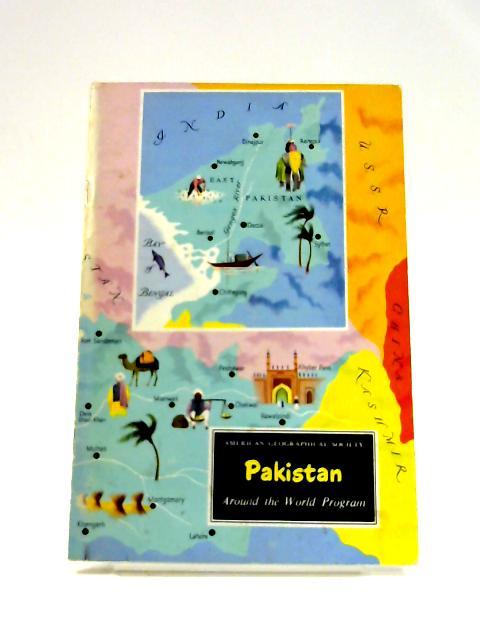 Pakistan (Around the World Program) by Patricia Kingsbury