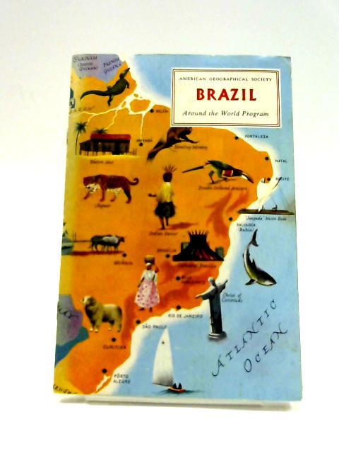 Brazil (Around to World Program) by Charles Wagley