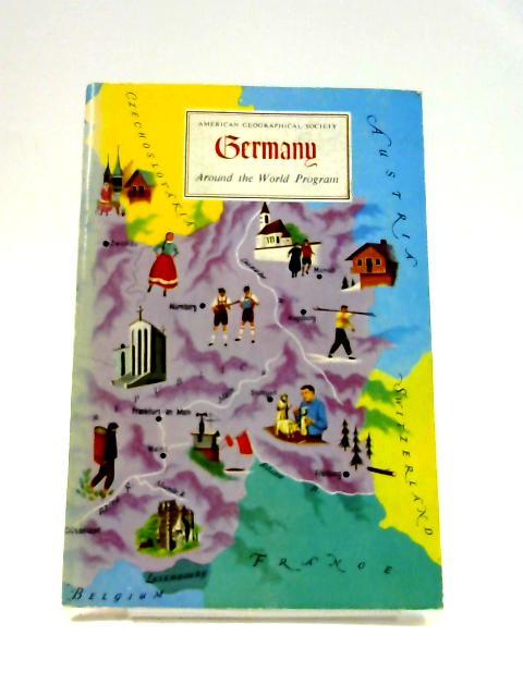 Germany: Around The World Program by Ludwik & Eileen Teclaff
