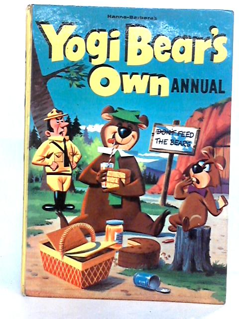 Yogi Bear's Own Annual by Unknown