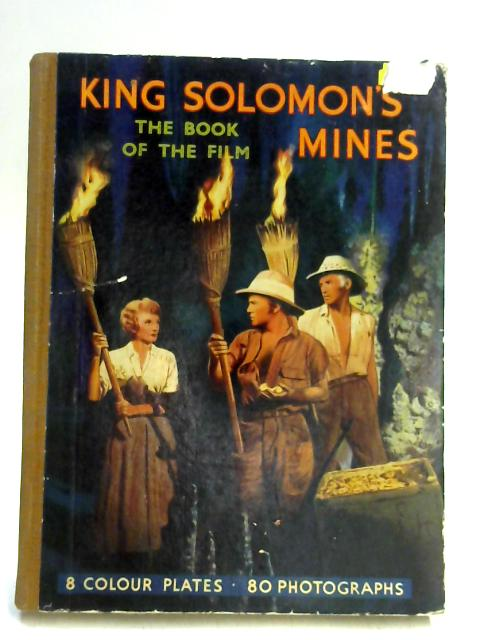 King Solomon's Mines (Ward Lock's film editions series) by H. Rider Haggard