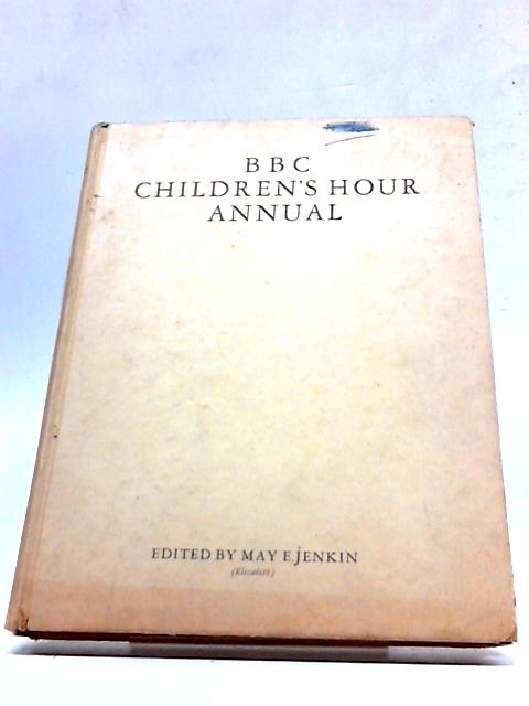 BBC Children's Hour annual 1954 by May E. Jenkin