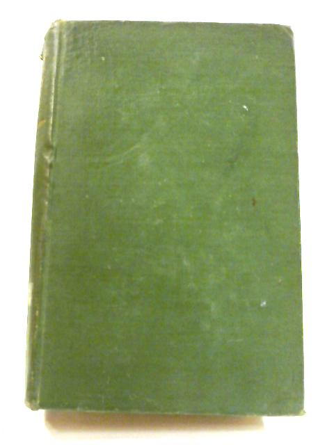 The Cambridge Modern History: Vol. VII The United States by A.W. Ward (ed)