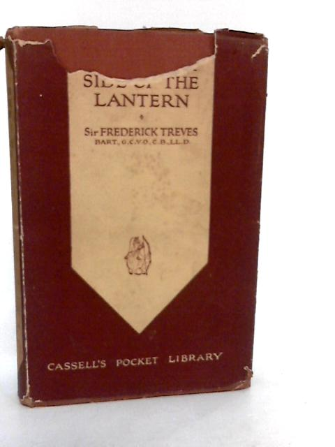 The Other side of the lantern by Sir Frederick Treves