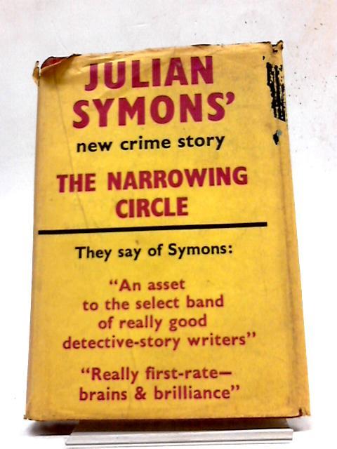 The Narrowing Circle by Julian Symons