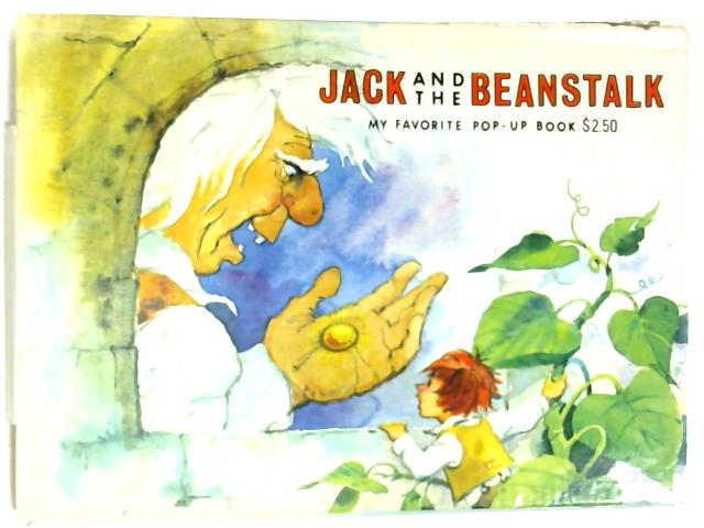 Jack and the Beanstalk, My Favourite Pop-Up Book by Anon