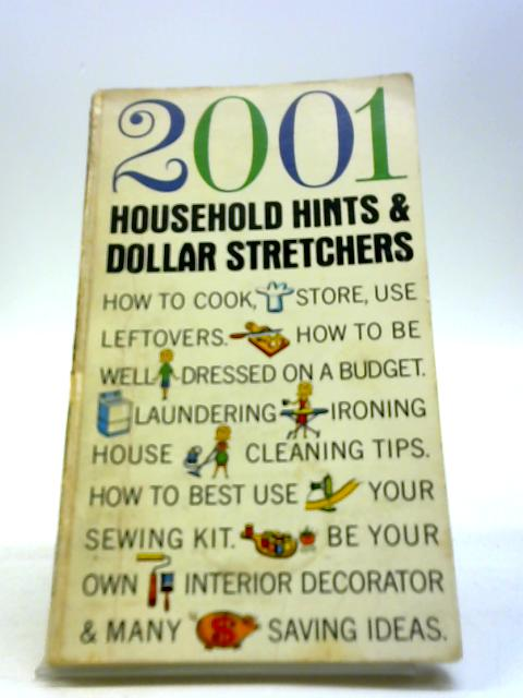 2001 Household Hints and Dollar Stretchers by Michael Gore