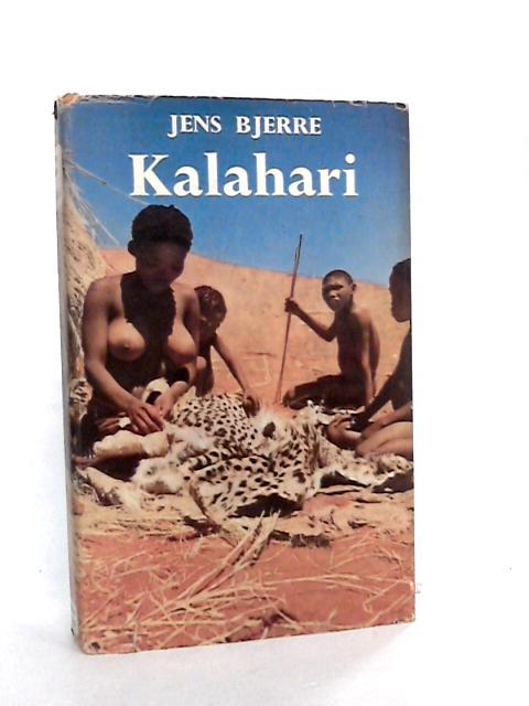 Kalahari by Bjerre Jens