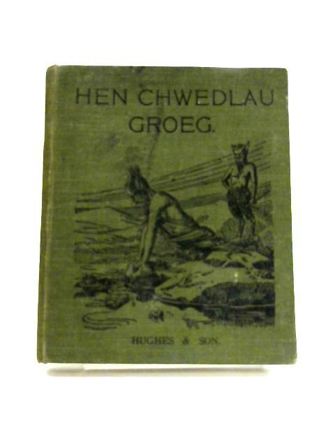 Hen Chwedlau Groeg by D.J. Williams