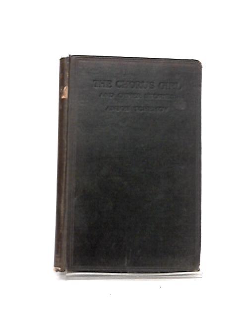 The Chorus Girl and other stories By Tchehov, Anton (Anton Chekhov)