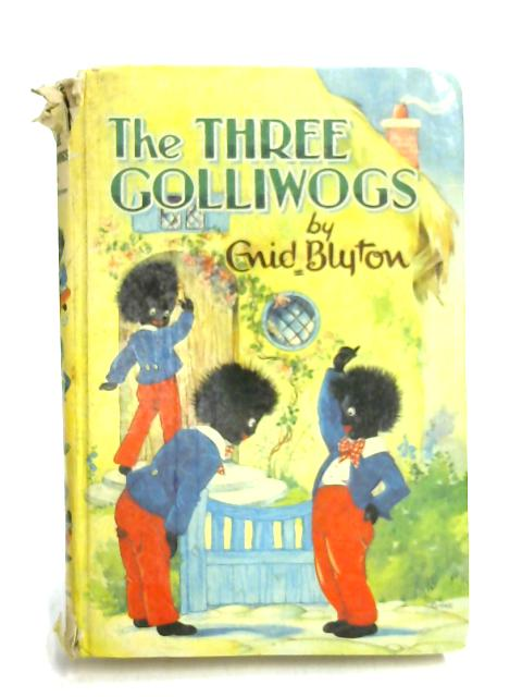 The Three Golliwogs by Enid Blyton