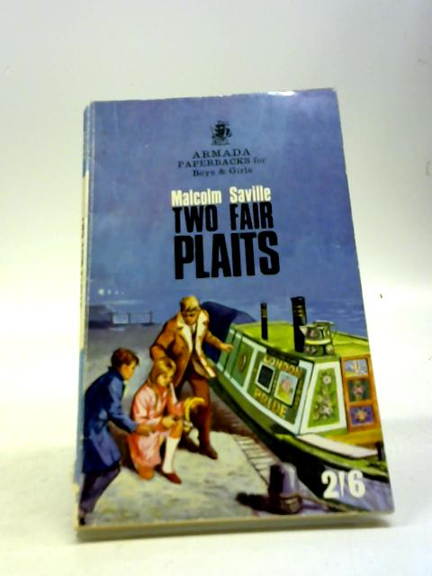 Two Fair Plaits by Saville, Malcolm