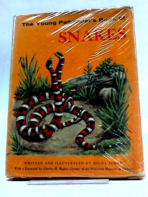 The Young Pathfinder's Book of Snakes (no.3) By Hilda Simon
