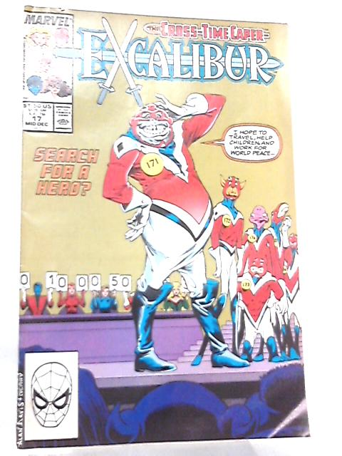 Excalibur Vol 1 No. 17 Mid-December 1989 by Paul Neary et al