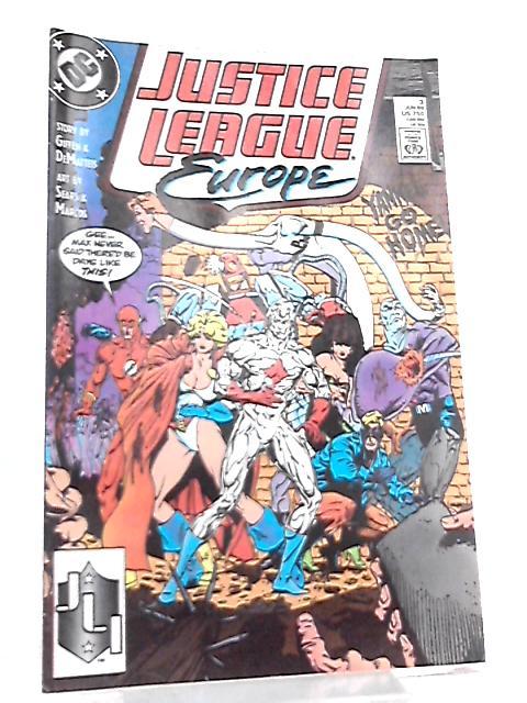 Justice League Europe No. 3 by Giffen & DeMatteis et al