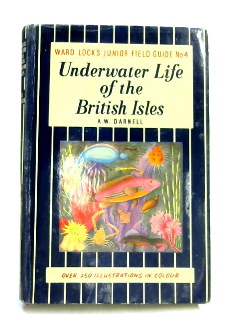 Underwater life of the British Isles (Junior field guides;no.4) By Anthony William Darnell