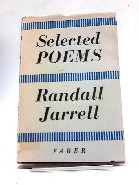 randall jarrell essay T has been clear for some time that randall jarrell is one of the most gifted poets and critics of his generation in his most eloquent and powerful essay.