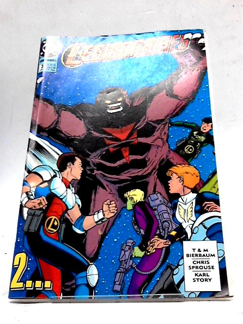 Legionnaires # 3 ( Original American COMIC ) By DC Comics