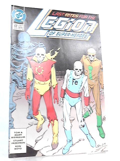 Legion of Super-Heroes No 47 September 1993 by T. & M. Bierbaum et al