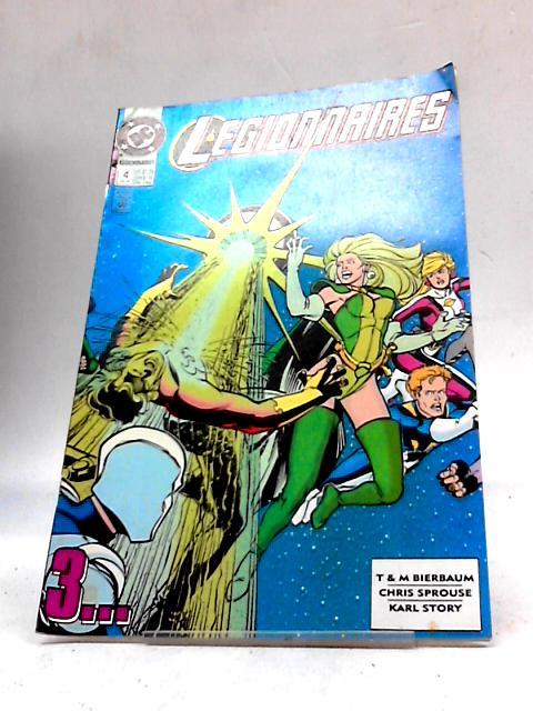 Legionnaires # 4 ( Original American COMIC ) By DC Comics