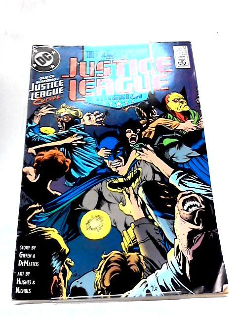 Justice League of America (Vol 1) # 32 ( Original American COMIC ) By DC Comics