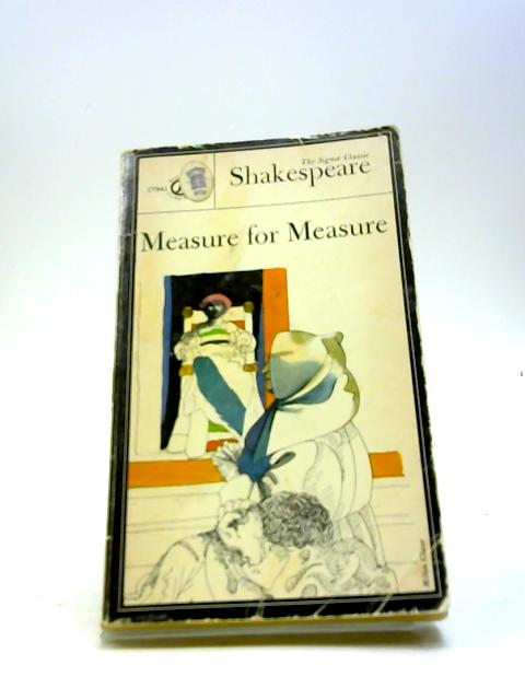 Measure for Measure (Signet Classics) by Shakespeare, William