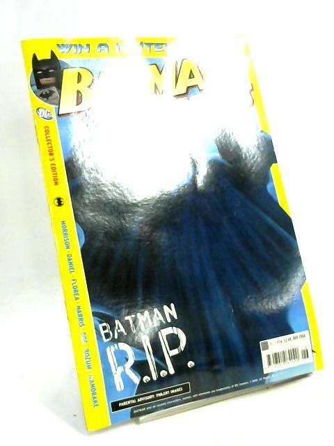 Batman Legends 26 By Various