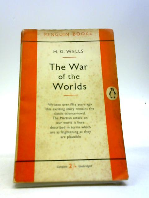 The war of the of world by H. G. Wells