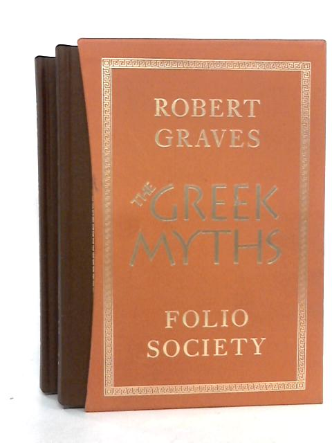 The Greek Myths (Folio Society Two Volumes in slipcase) by Graves, Robert