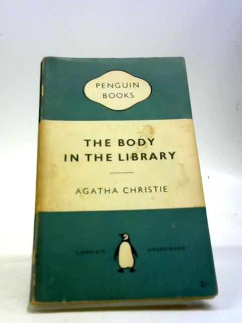 The Body In The Library by Christie, Agatha