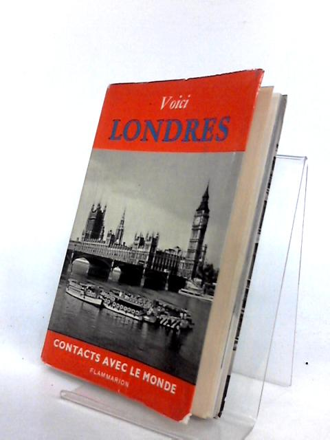 Voici londres by Neville Braybooke