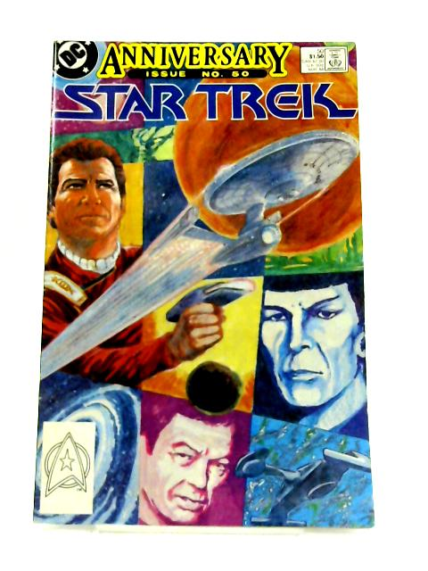 Star Trek: No. 50 Anniversary Issue By Peter David
