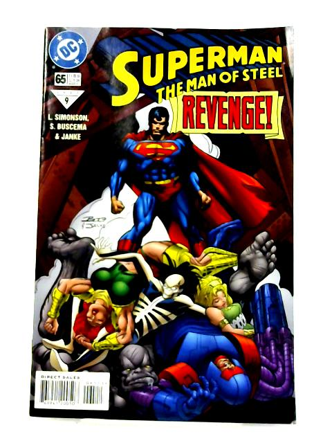 Superman: The Man of Steel: No. 65 By Louise Simonson