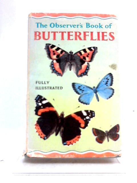 Observer's Book of Butterflies (Observer's Pocket) by W.J. Stokoe