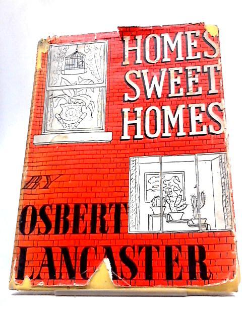 Home Sweet Home by Osbert Lancaster