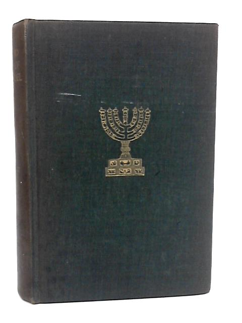Myth and Legend of Ancient Israel by Angelo S. Rappoport