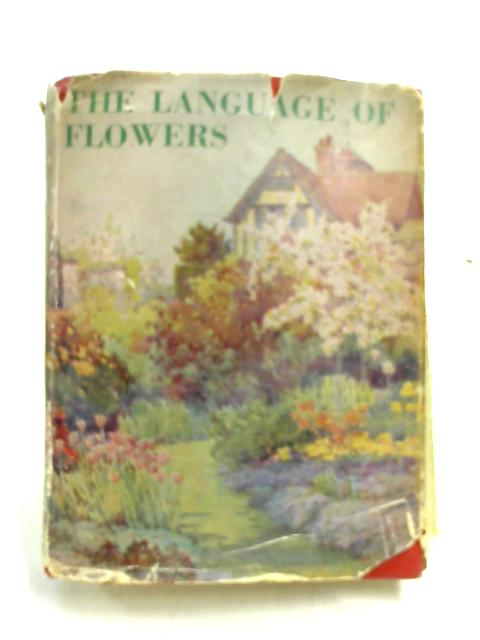 The Language of Flowers: A Journal and Record for Birthdays by Various