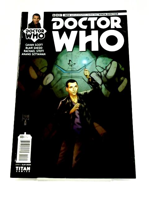 Doctor Who: The Ninth Doctor No. 3 By Cavan Scott