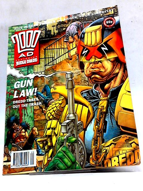 2000ad prog 835 By Anon