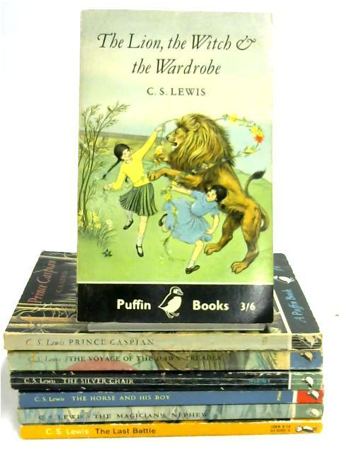 The Chonicles of Narnia Published by Puffin by C.S. Lewis