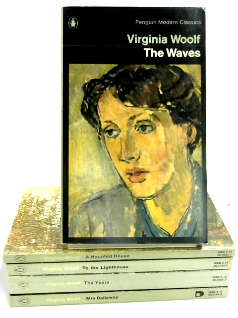 5 Virginia Woolf Penguin Modern Classics by Virginia Woolf