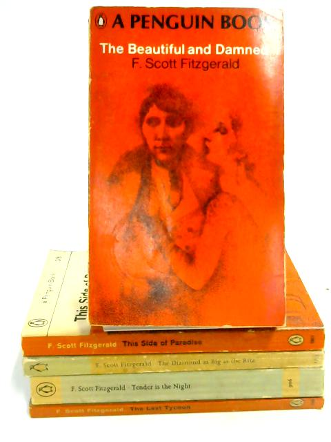 5 F. Scott Fitzgerald Penguins by F Scott Fitzgerald