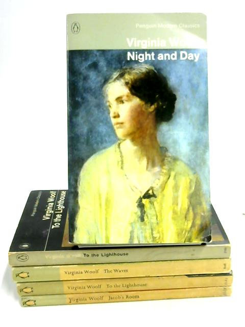 5 Penguin Modern Classics by Virginia Woolf by Virginia Woolf