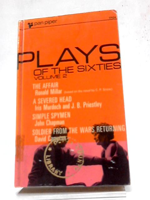 Plays of the Sixties Volume 2 By Various